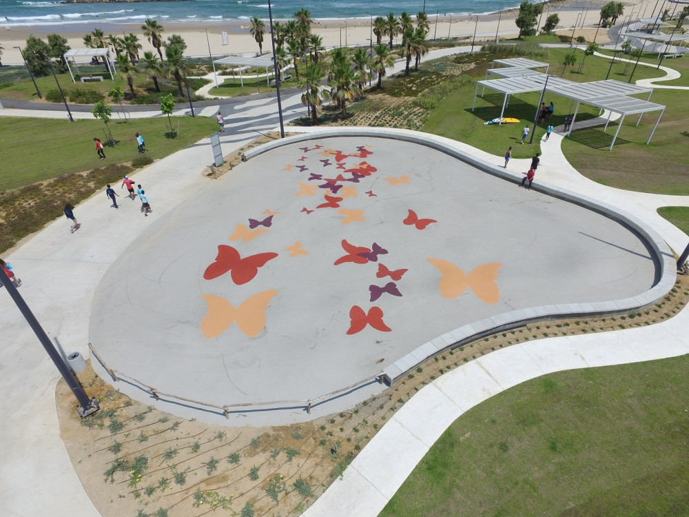 Ashkelon Kids Wheel Park