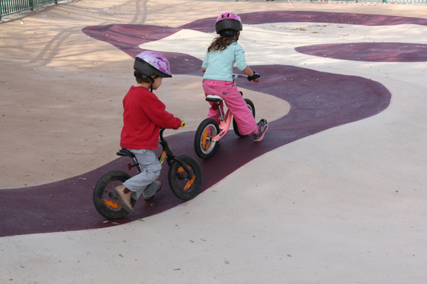 Rehasim Kids Wheel Park